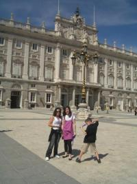 More of Palacio Real