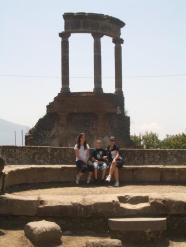 A Pompei shot