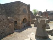 A bakery from Pompei days