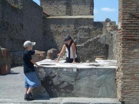 Fast food..Pompei style
