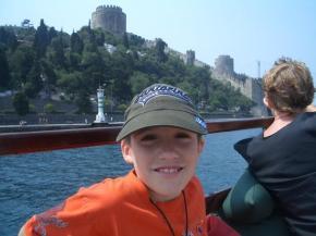 Fortress near Black Sea