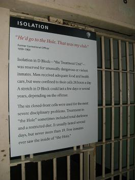 Isolation notice