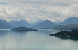 Beautiful Glenorchy drive
