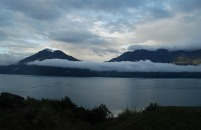 Just out of Queenstown