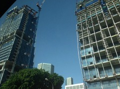 Full steam ahead for Singapore Construction!