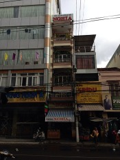 A narrow little building in Nha Trang