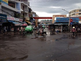 Nha Trang markets.