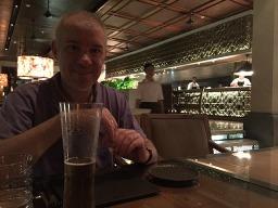 Mark at Sandara dinner