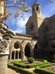The Cloisters.