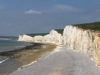 Birling Gap, UK.