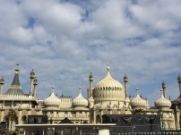 Skyline of the Royal Pavilion.