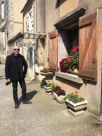Pretty French village.