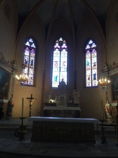 St Andres at Montolieu.
