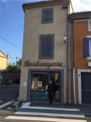 The Boulangerie.