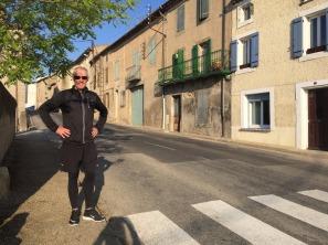 The small Village of Marseillette.