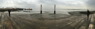 My Pano effort for the morning. Note Mark x 2