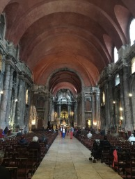 Haunting beauty of damaged Igreja de Sao Damingos