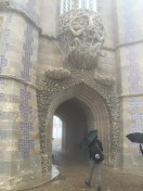 Entry to Pena Palace.