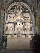 Old Cathedral Altar at Pena Palace.