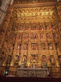 Largest Altar piece in the world!