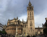 And a pano of the Cathedral.