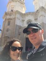 Afternoon stroll through Cadiz.