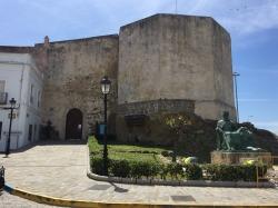 Historic Old Town in Tarifa.