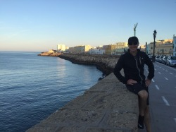 Last morning in Cadiz.