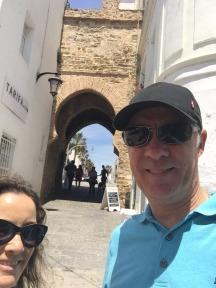Medina entry at Tarifa.