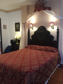 Our room: 22.