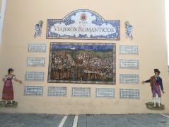 Ronda mural.
