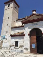 St Nicholas up at Albayzin