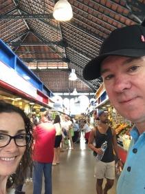 Malaga Markets.
