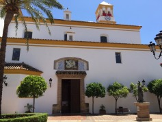 Marbella Cathedral (Mosque!)