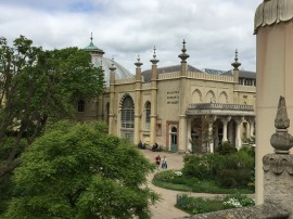 The Royal Brighton Pavilion.