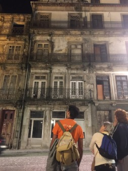 There is so much real estate potential in Porto.