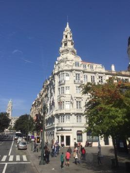 Art Nouveau architecture.