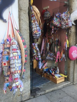 Lots of these crafts due to fish tradition.