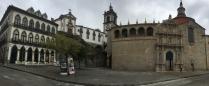 Monastery and Church at Amarante.