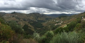 Douro Valley views