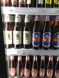 Cheaper beer on offer at the IGA