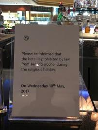 Sad day here tomorrow for Mark!