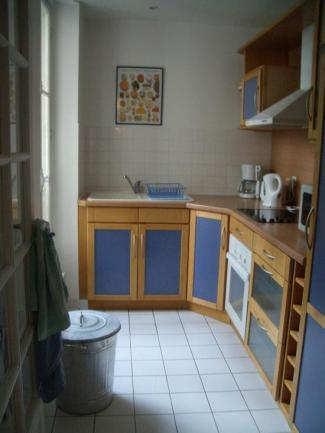 Our kitchen in Paris