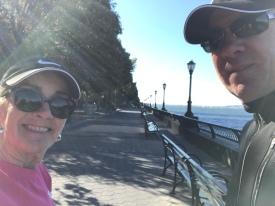 The Esplenade; to Battery Park