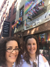 Us at Stonewall Inn