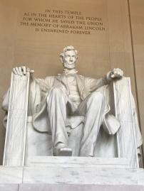 Lincoln Memorial: Impressive!