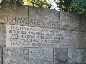 Maybe Trump should wander here & check out FDR's wisdom words!