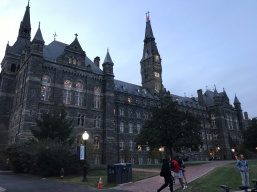 Georgetown University: Oldest Catholic Jesuit College in the USA