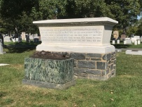 Patron who lobbied for Arlington Cemetery