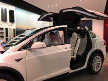 This Tesla?